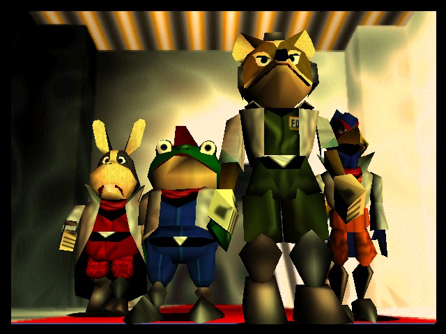 Star Fox 64 - I WIN!!!!!!!!! - User Screenshot